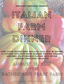Italianfarmdinner